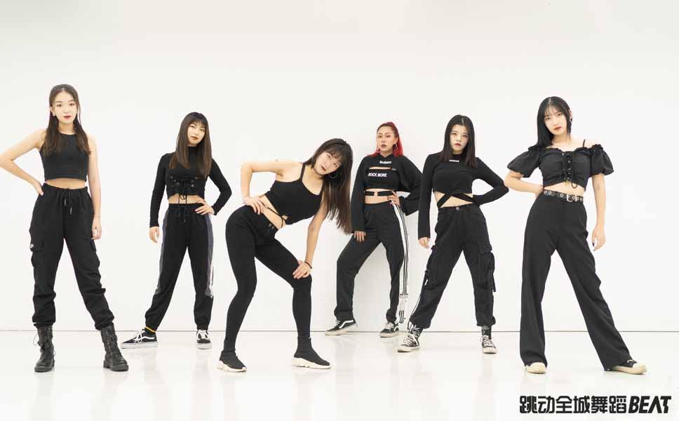 流行舞教练班培训
